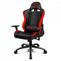 DRIFT Gaming-Stuhl DR200BR 90-160º Schaum PU Schwarz Rot
