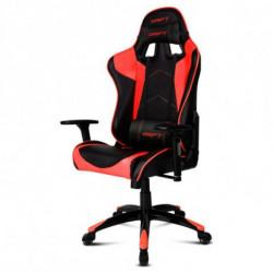 DRIFT Cadeira de Gaming DR300BR 90-160º Espuma Preto Vermelho