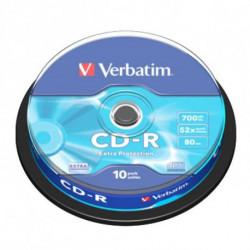Verbatim CD-R Extra Protection 700 MB 10 Stück(e)