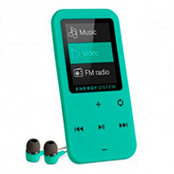 Energy Sistem MP4 Player 426430 1,8 8 GB Minze