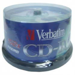 Verbatim CD-R Extra Protection 700 MB 25 pieza(s)