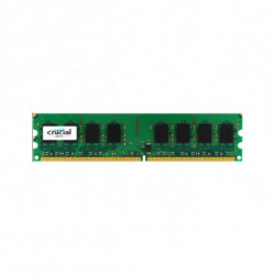 Crucial Mémoire RAM IMEMD20045 CT25664AA800 2GB 800 MHz DDR2 PC2-6400