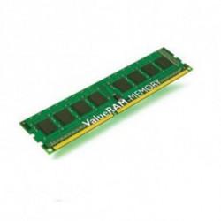 Kingston Technology ValueRAM 8GB DDR3 1333MHz Module memoria