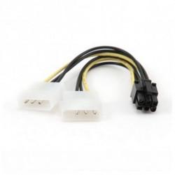 iggual PSICC-PSU-6 câble d'alimentation interne 0,15 m