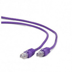 iggual IGG310656 Netzwerkkabel 2 m Cat5e U/UTP (UTP) Violett