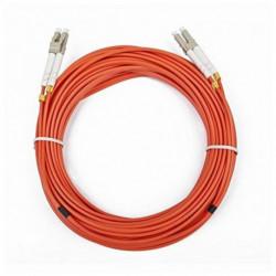 iggual IGG311578 cable de fibra optica 5 m OM2 LC Naranja