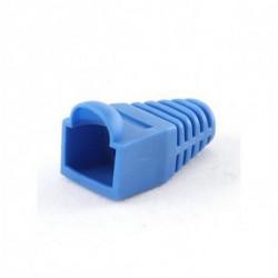 iggual IGG312896 protector de cable Azul 10 pieza(s)