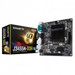 Gigabyte GA-J3455N-D3H (rev. 1.0) placa mãe BGA 1296 Mini ITX