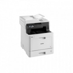 Brother Imprimante Multifonction DCPL8410CDWYY1 31 ppm 256 Mb Dual USB/WIFI+LP Couleur