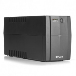 NGS Fortress 1200 V2 uninterruptible power supply (UPS) Standby (Offline) 800 VA 480 W 2 AC outlet(s)