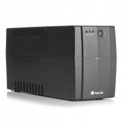 NGS Fortress 1200 V2 UPS Em espera (Offline) 800 VA 480 W 2 tomada(s) CA