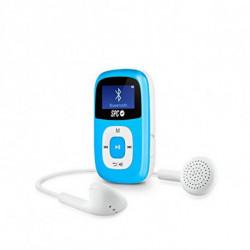 SPC Bluebird Lecteur MP3 Bleu 8 Go