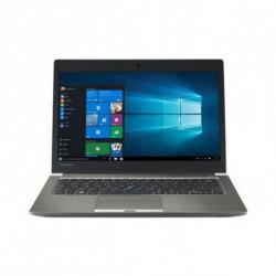 Toshiba Z30-C-18X Prateado Notebook 33,8 cm (13.3) 1920 x 1080 pixels 6th gen Intel® Core™ i7 i7-6500U 16 GB DDR3L-SDRAM 256...