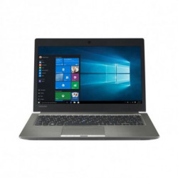 Toshiba Z30-C-18X Silver Notebook 33.8 cm (13.3) 1920 x 1080 pixels 6th gen Intel® Core™ i7 i7-6500U 16 GB DDR3L-SDRAM 256 G...