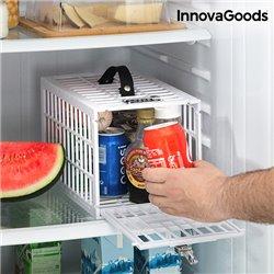 InnovaGoods Jaula de Seguridad para Neveras Food Safe