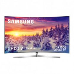 Samsung UE65MU9005T 165.1 cm (65) 4K Ultra HD Smart TV Wi-Fi Silver