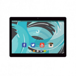 Brigmton BTPC-1019 tablet Allwinner A33 16 GB Negro, Blanco