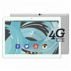 Brigmton BTPC-1023OC4G-B tablet Mediatek MT6753 32 GB 3G 4G Blanco