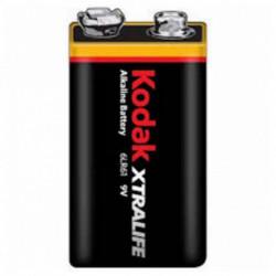Kodak Pila Alcalina 9 V
