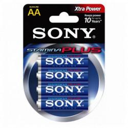 Sony 4+2 AA Stamina Plus Single-use battery Alcalino