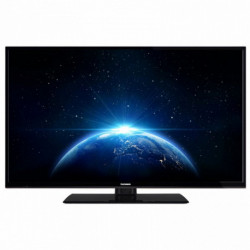 TELEFUNKEN TV intelligente DTU641 50 4K Ultra HD LED WIFI Noir