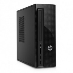 HP 260-p100ns 6th gen Intel® Core™ i3 i3-6100T 4 GB DDR4-SDRAM 1000 GB HDD Black Mini Tower PC