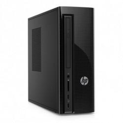 HP 260-p100ns Intel® Core™ i3 de 6e génération i3-6100T 4 Go DDR4-SDRAM 1000 Go Disque dur Noir Mini Tour PC