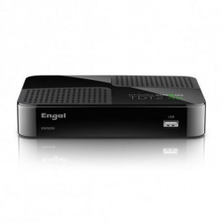 Engel Adaptador Smart TV EN1020K 4K Full HD TDT Wifi Negro