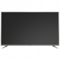 Skyworth TV intelligente 55E5600 55 Ultra HD 4K WIFI Noir Argent