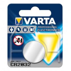 Varta Pila de Botón de Litio CR-2032 3 V
