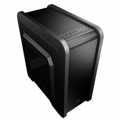 Aerocool Cassa Micro ATX ICACMM0180 QS240 USB 3.0 Nero