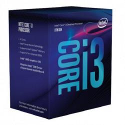 Intel Core i3-8100 Prozessor 3,6 GHz Box 6 MB Smart Cache