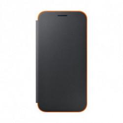 Samsung EF-FA520 capa para telemóvel Capa flip Preto