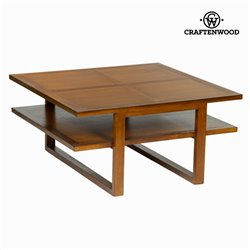 Table Basse Craftenwood (90 x 90 x 45 cm) - Collection Chocolate