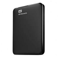 Western Digital Disco Duro WD Elements Portable WDBUZG0010BBK-WESN 1 TB 2,5 USB 3.0