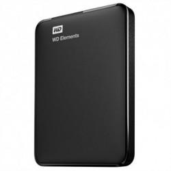 Western Digital Disco Duro WD Elements Portable WDBU6Y0030BBK-WESN 3 TB 2,5 USB 3.0