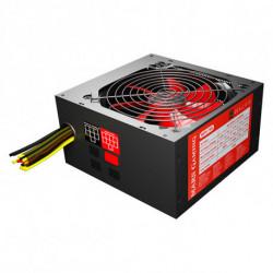 Mars Gaming MPII750 unité d'alimentation d'énergie 750 W ATX Noir, Rouge