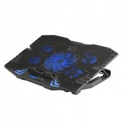NGS GCX-400 base di raffreddamento per notebook 43,2 cm (17) 2500 Giri/min Nero