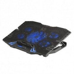 NGS GCX-400 notebook cooling pad 43.2 cm (17) 2500 RPM Black