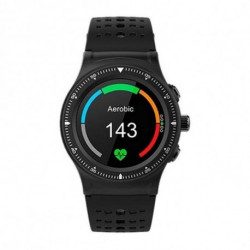 SPC Smartee Sport relógio inteligente Preto IPS 3,3 cm (1.3) GPS 9620N