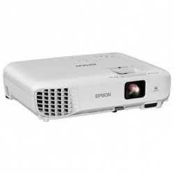 Epson EB-S05 data projector 3200 ANSI lumens 3LCD SVGA (800x600) Desktop projector White