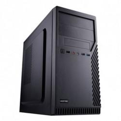Hiditec CHA010012 carcasa de ordenador Micro-Tower Negro