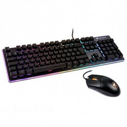 Cougar Keyboard with Gaming Mouse Deathfire EX USB