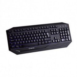 Hiditec GK200 Tastatur USB QWERTY Schwarz
