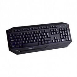 Hiditec GK200 teclado USB QWERTY Negro