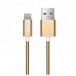 Cabo USB para iPad/iPhone Ref. 101080 Ouro rosa