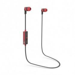 Auriculares Bluetooth Deportivos con Micrófono Ref. 101417 Rojo