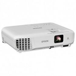 Epson EB-W05 datashow 3300 ANSI lumens 3LCD WXGA (1280x800) Projetor de mesa Branco