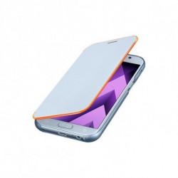 Samsung EF-FA520 capa para telemóvel Capa flip Azul