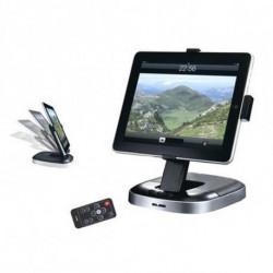 ELBE Base con Altavoces y Mando para iPad MI-861 USB
